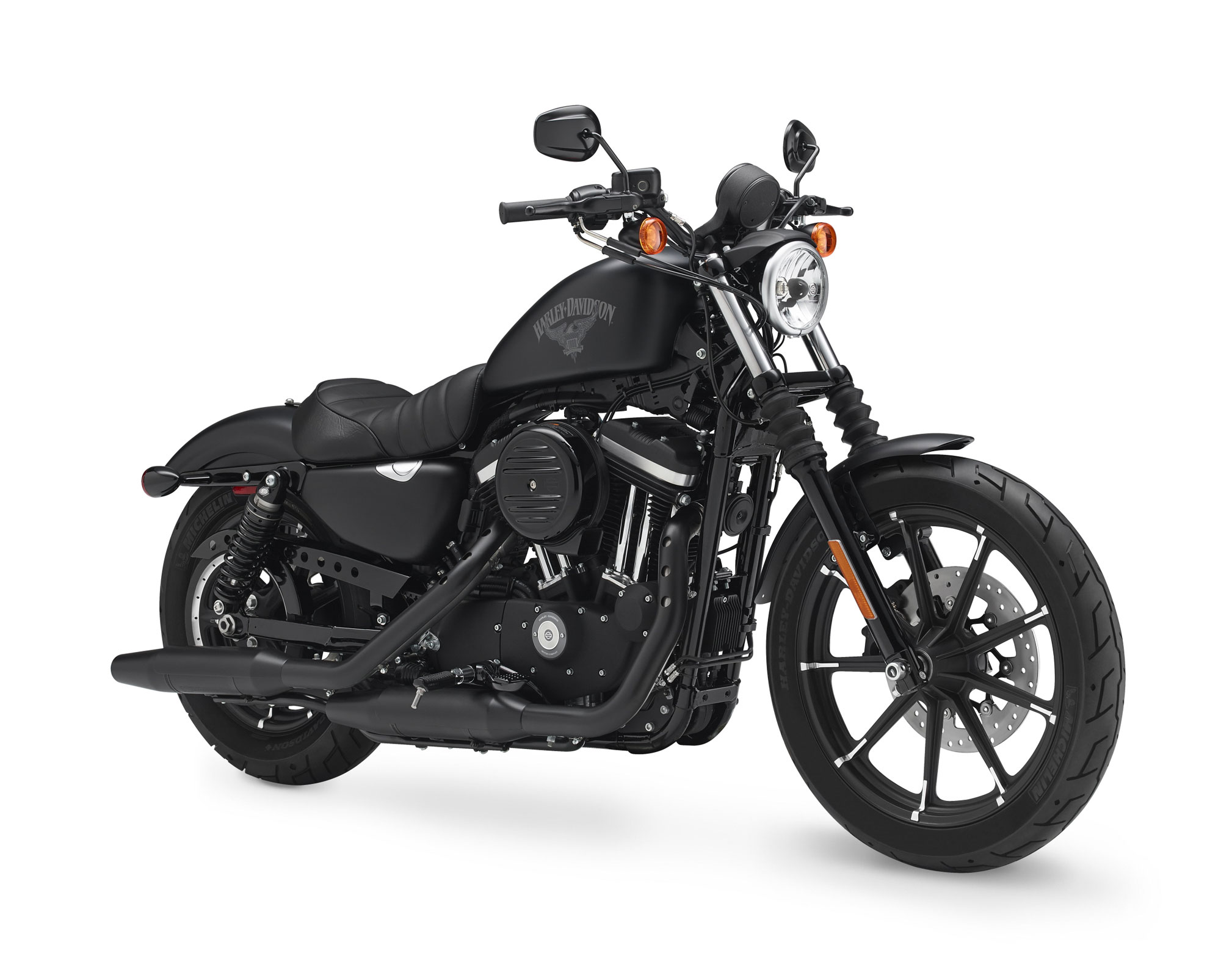 2018 Harley Davidson Iron 883 Review Totalmotorcycle