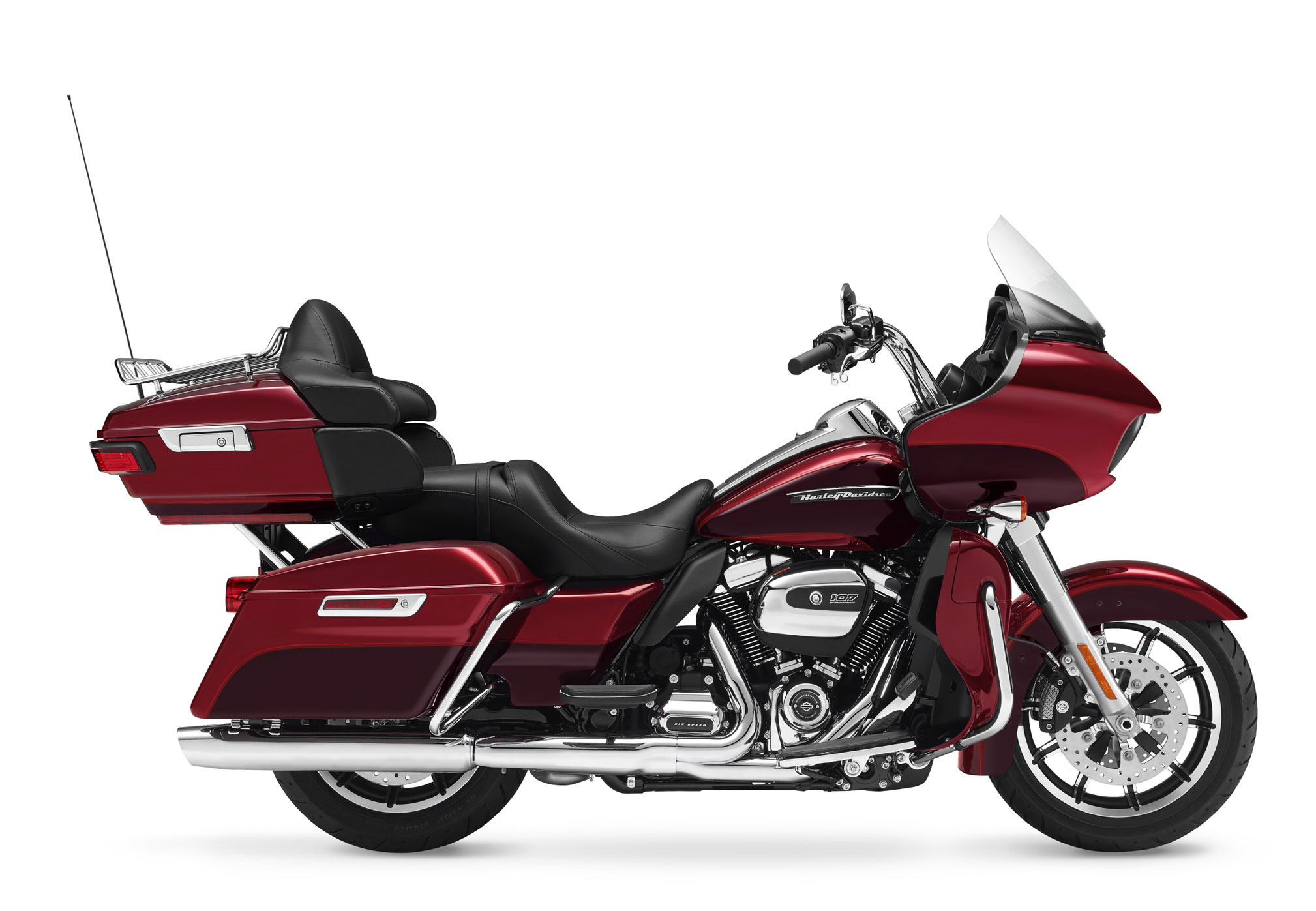 Difference Between Street Glide And Road Glide >> 2018 Harley-Davidson Road Glide Ultra Review - TotalMotorcycle
