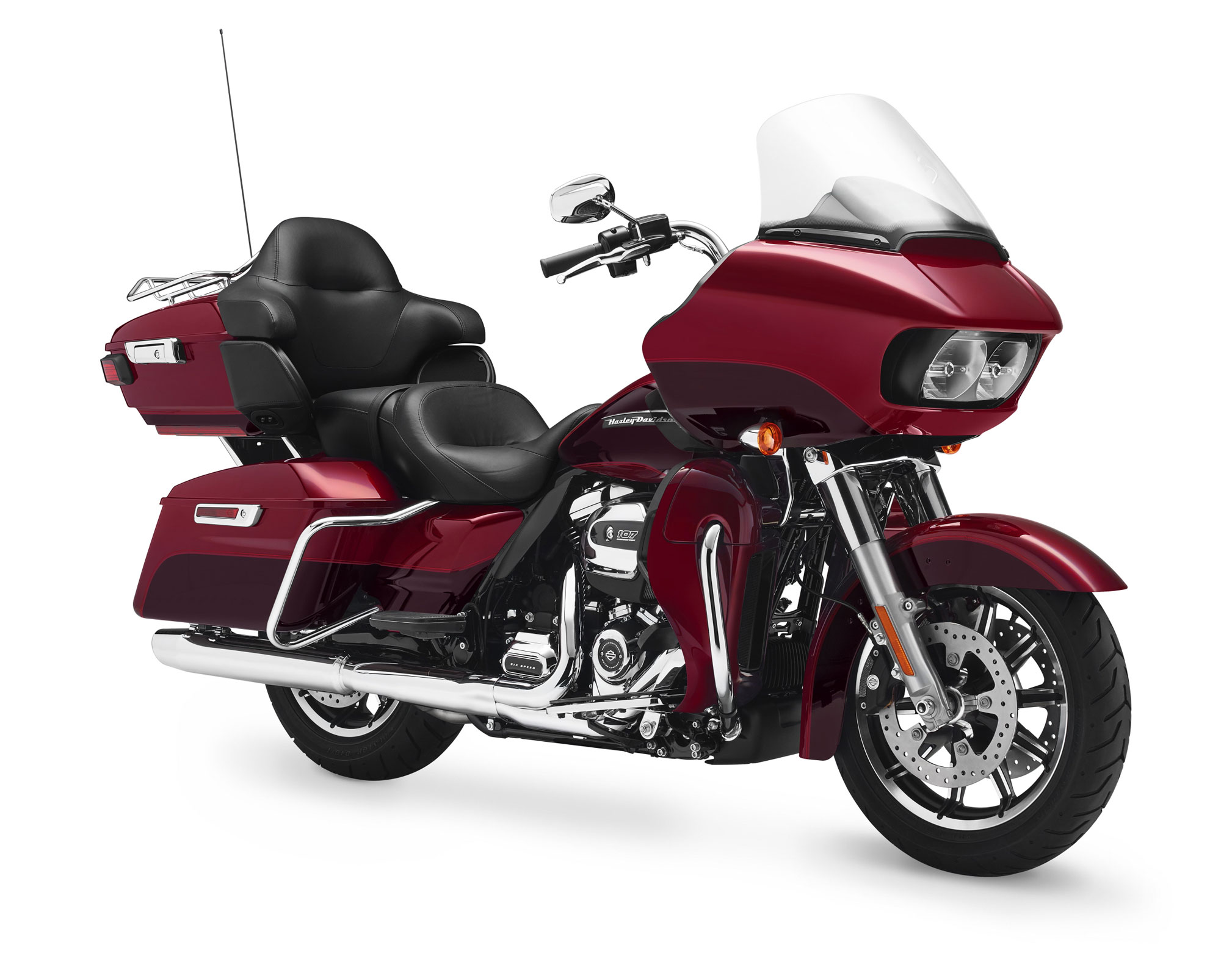 2018 Harley Davidson Road Glide Ultra Review Total Motorcycle