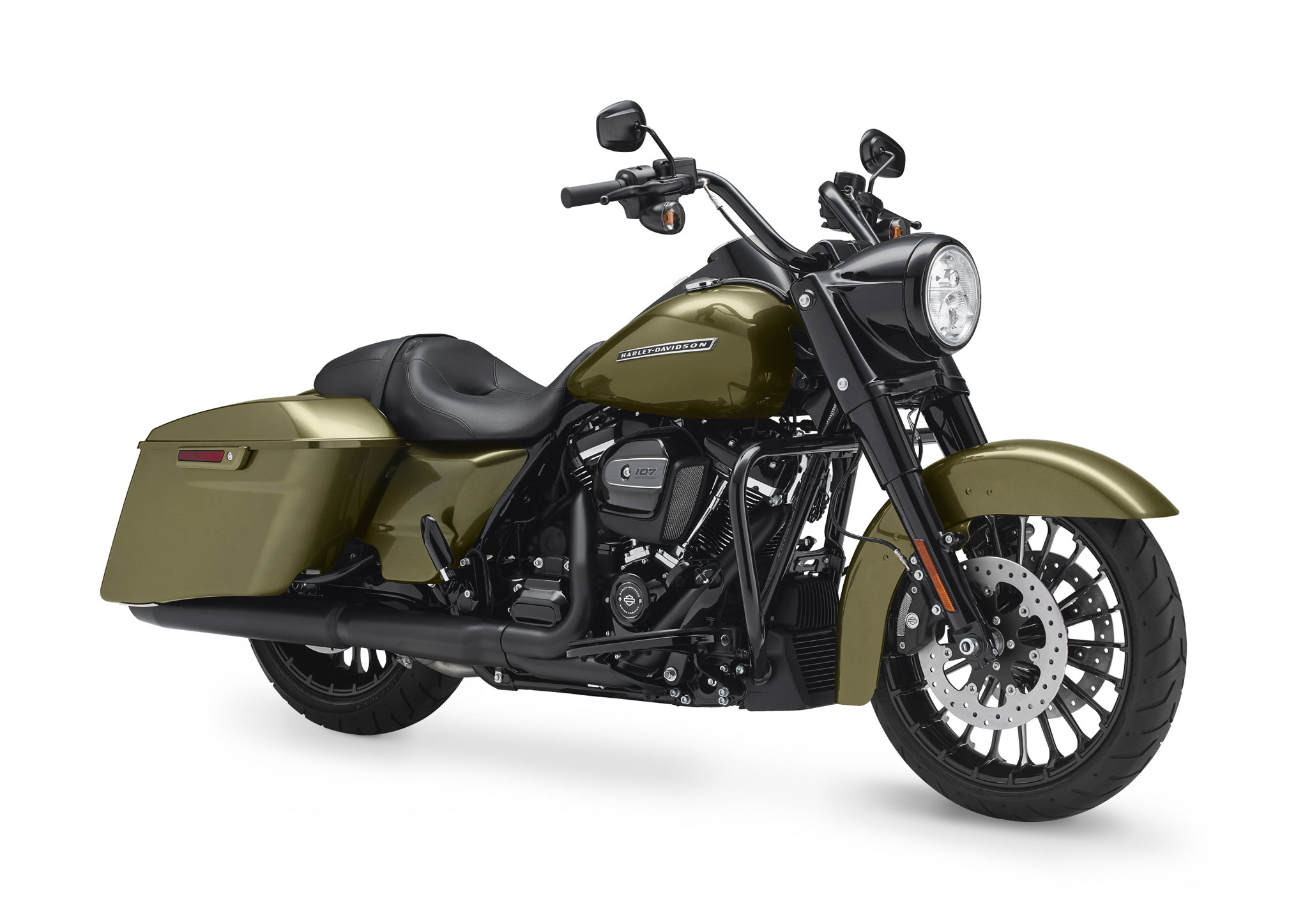 2018 harley davidson road king special review totalmotorcycle. Black Bedroom Furniture Sets. Home Design Ideas