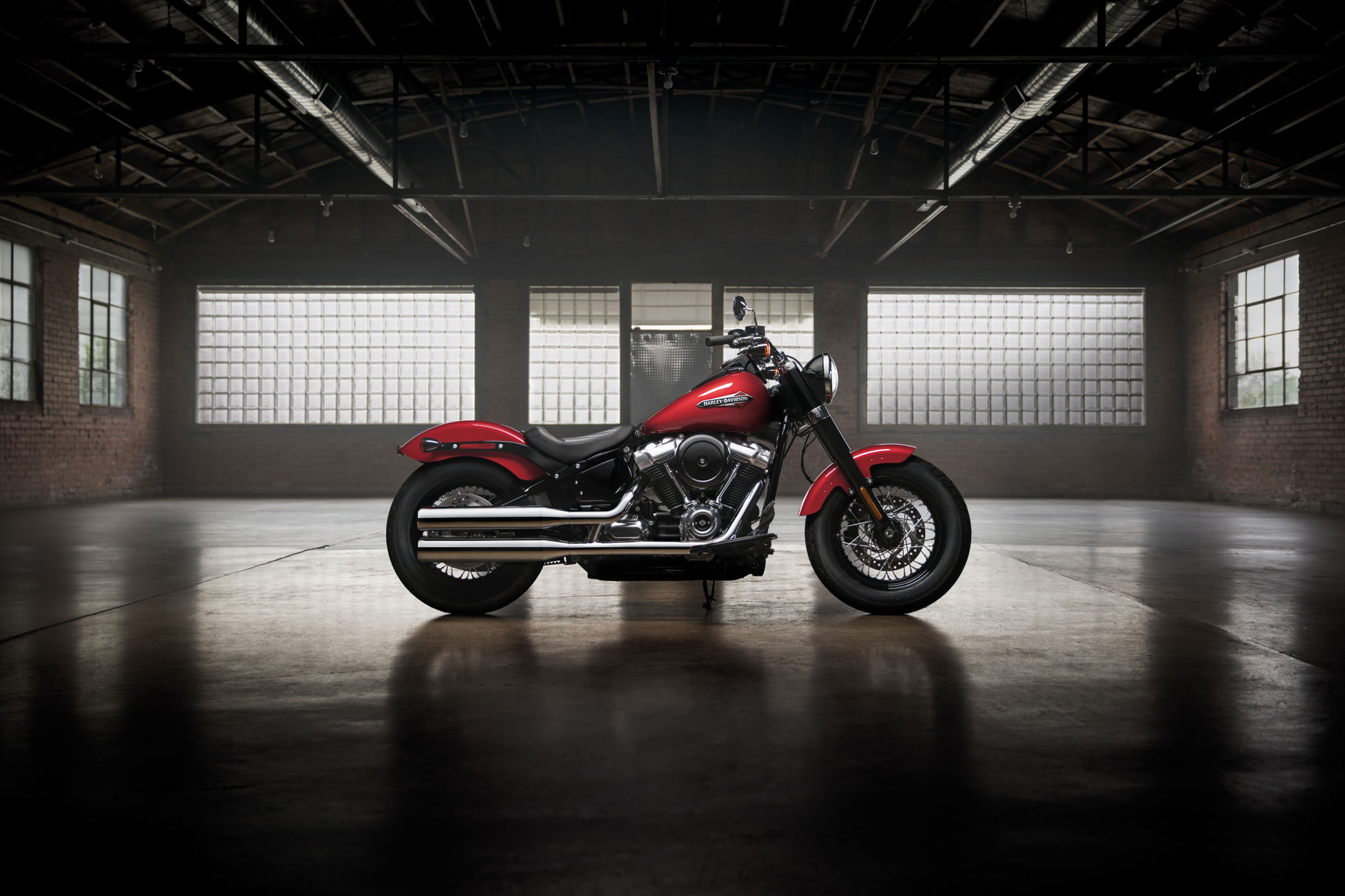 2018 Harley Davidson Softail Slim Review • Total Motorcycle