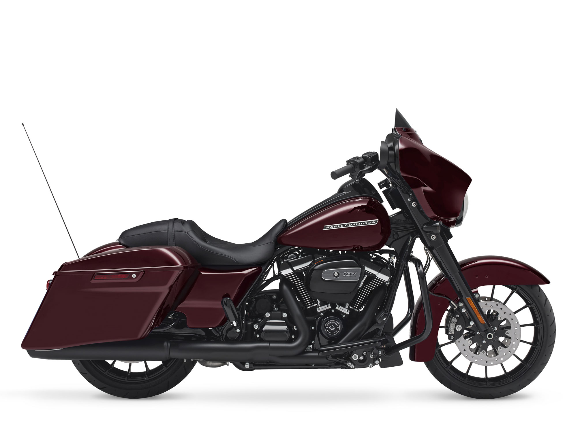 2018 Harley Davidson Street Glide Special Review Total Motorcycle