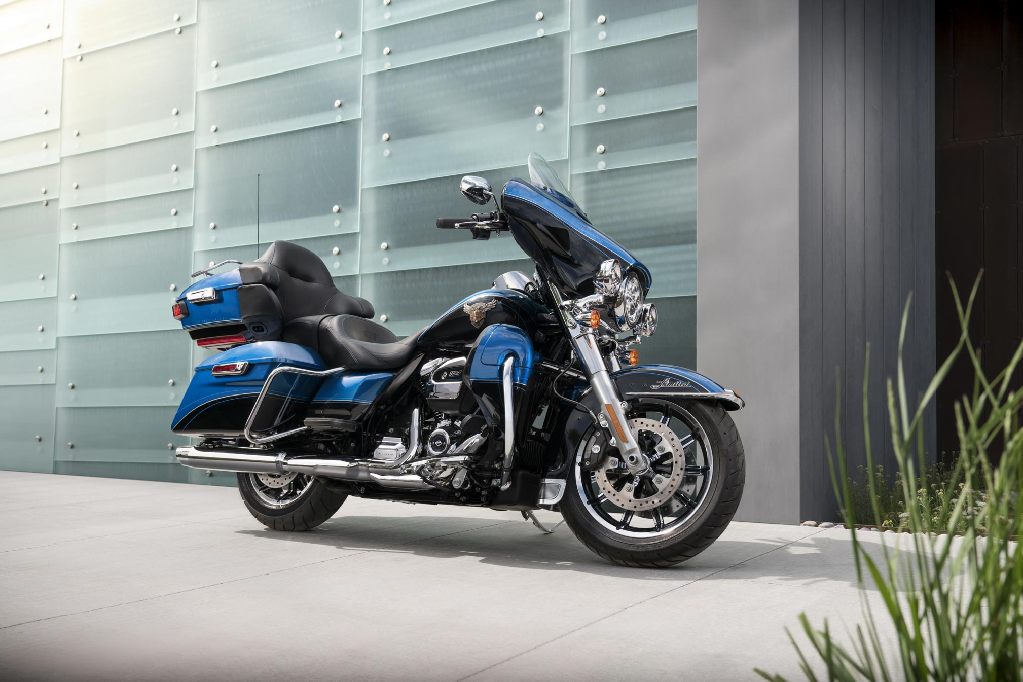 2018 Harley Davidson Ultra Limited 115th Anniversary