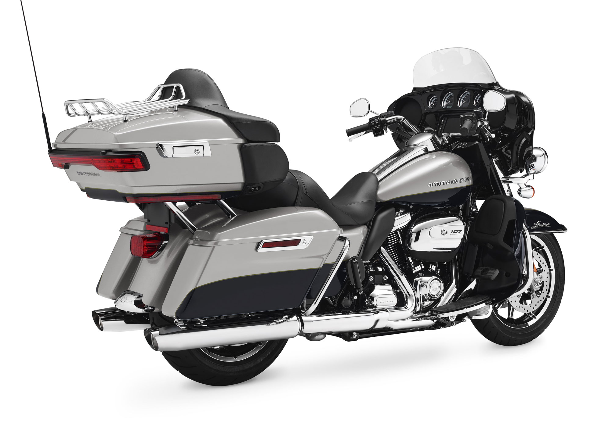 Harley Davidson Ultra Limited Low Review
