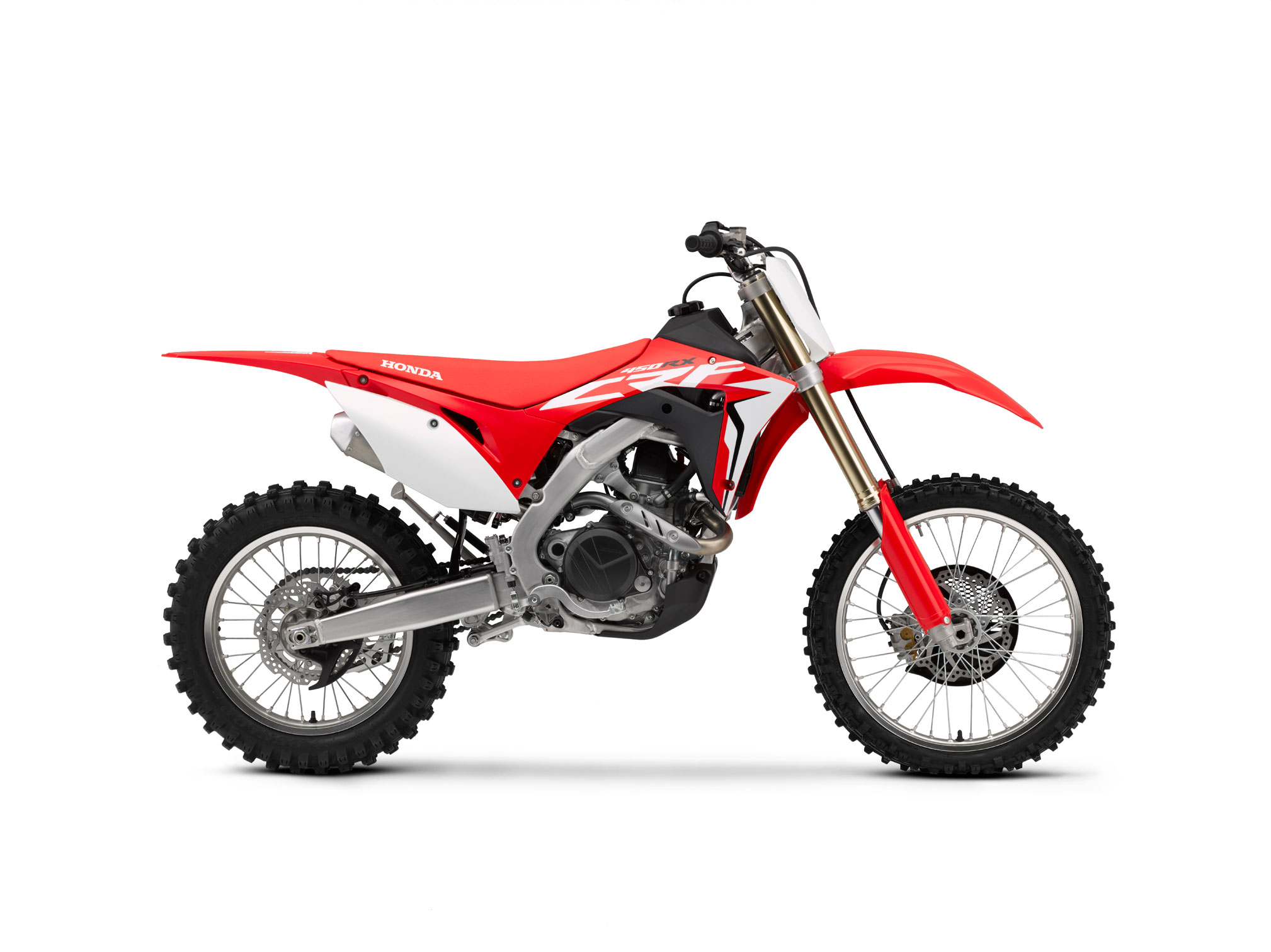 2018 Honda CRF450RX Review - TotalMotorcycle