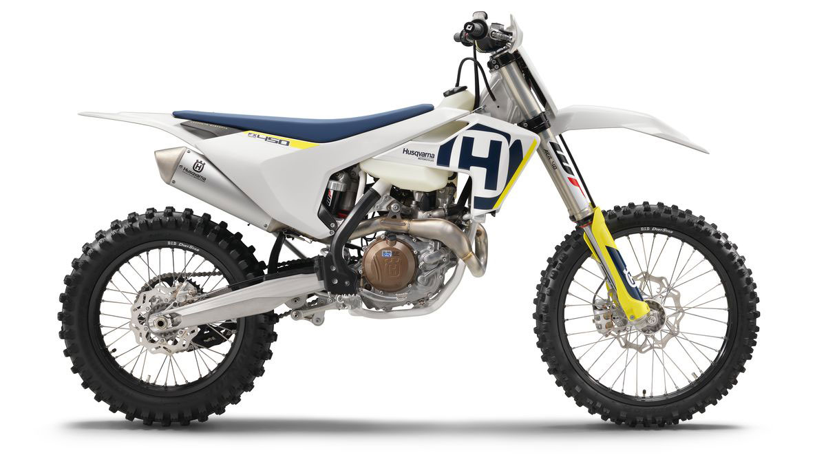 2018 Husqvarna Fx450 Review Totalmotorcycle