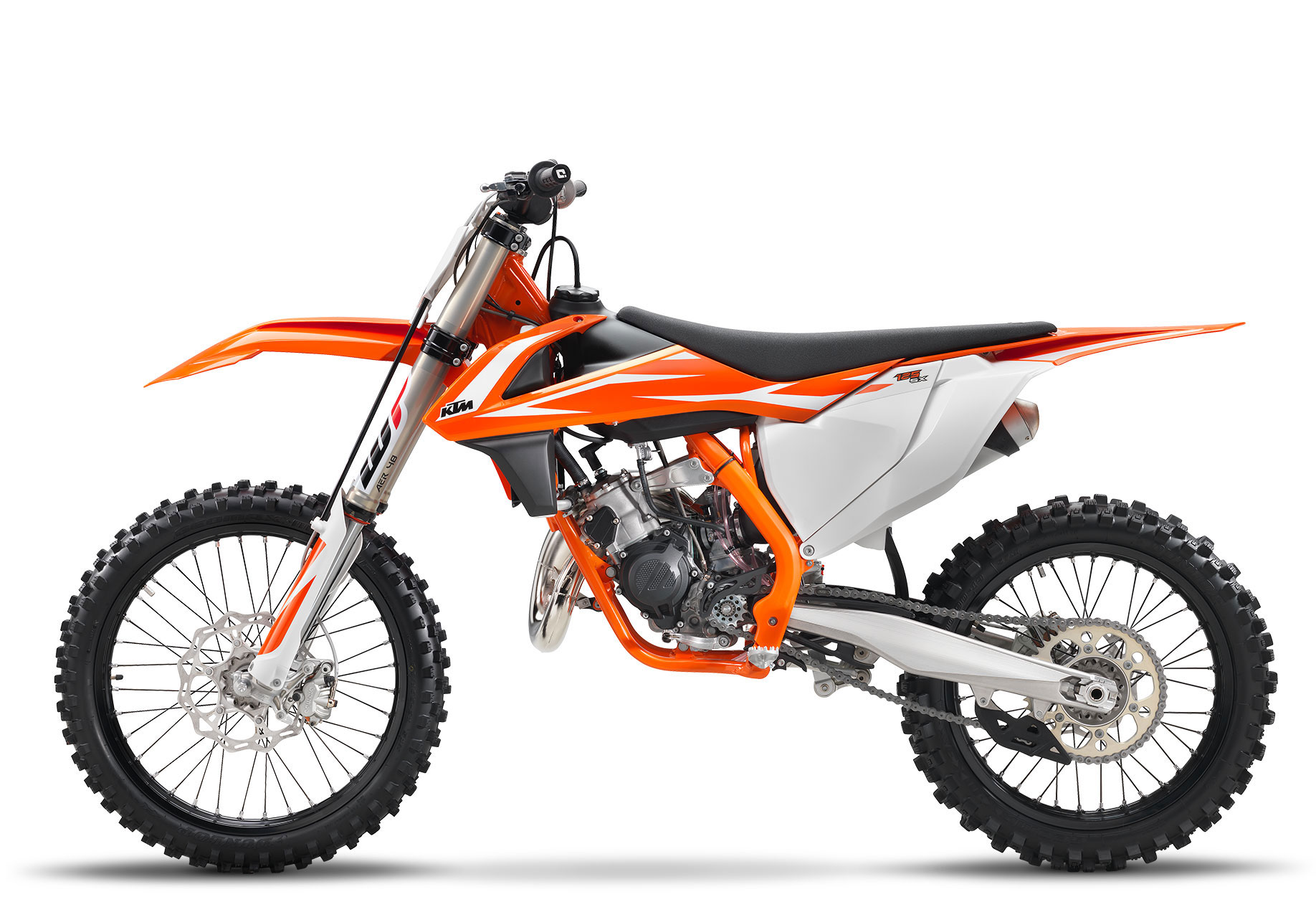 2018 ktm 125 sx review totalmotorcycle. Black Bedroom Furniture Sets. Home Design Ideas