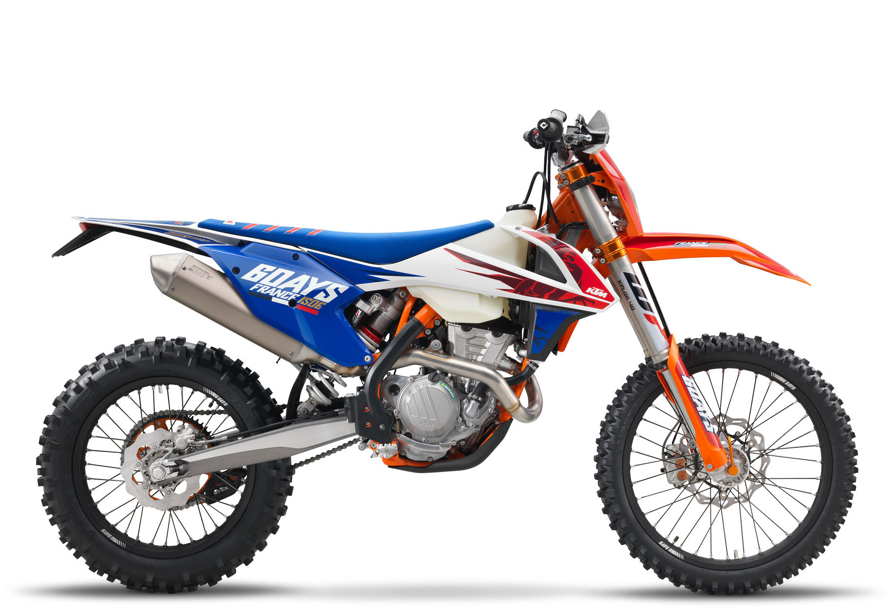 2018 ktm 450 exc f six days review totalmotorcycle. Black Bedroom Furniture Sets. Home Design Ideas
