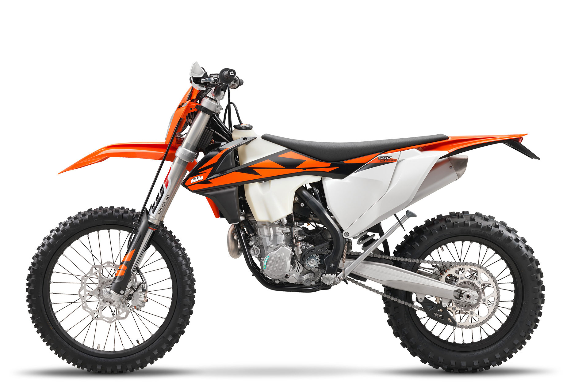 2018 KTM 500 EXC-F Review - TotalMotorcycle