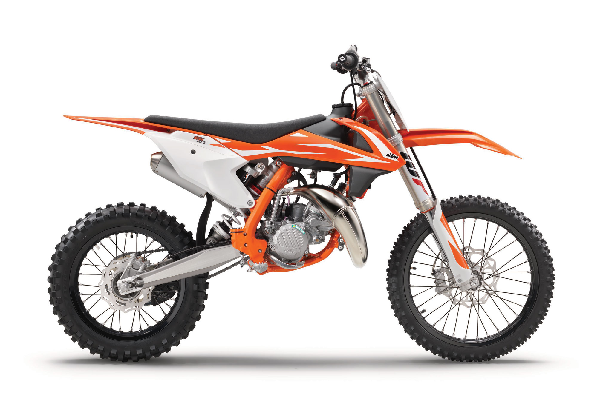 2018 Ktm 85 Sx 17 14 Review Totalmotorcycle