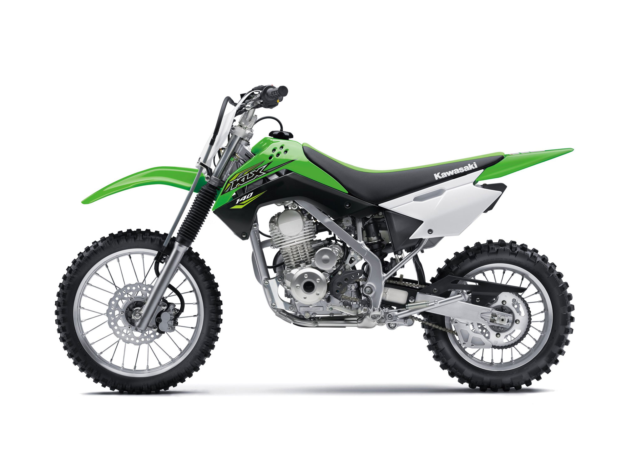 2018 Kawasaki KLX140 Review - TotalMotorcycle