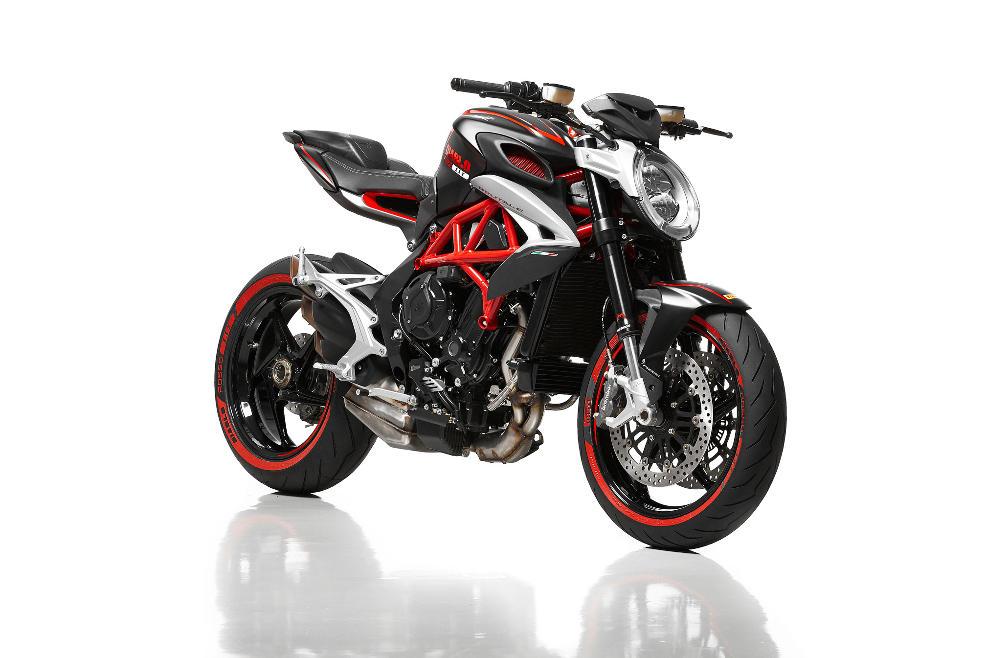 2018 Mv Agusta Diablo Brutale Review Totalmotorcycle