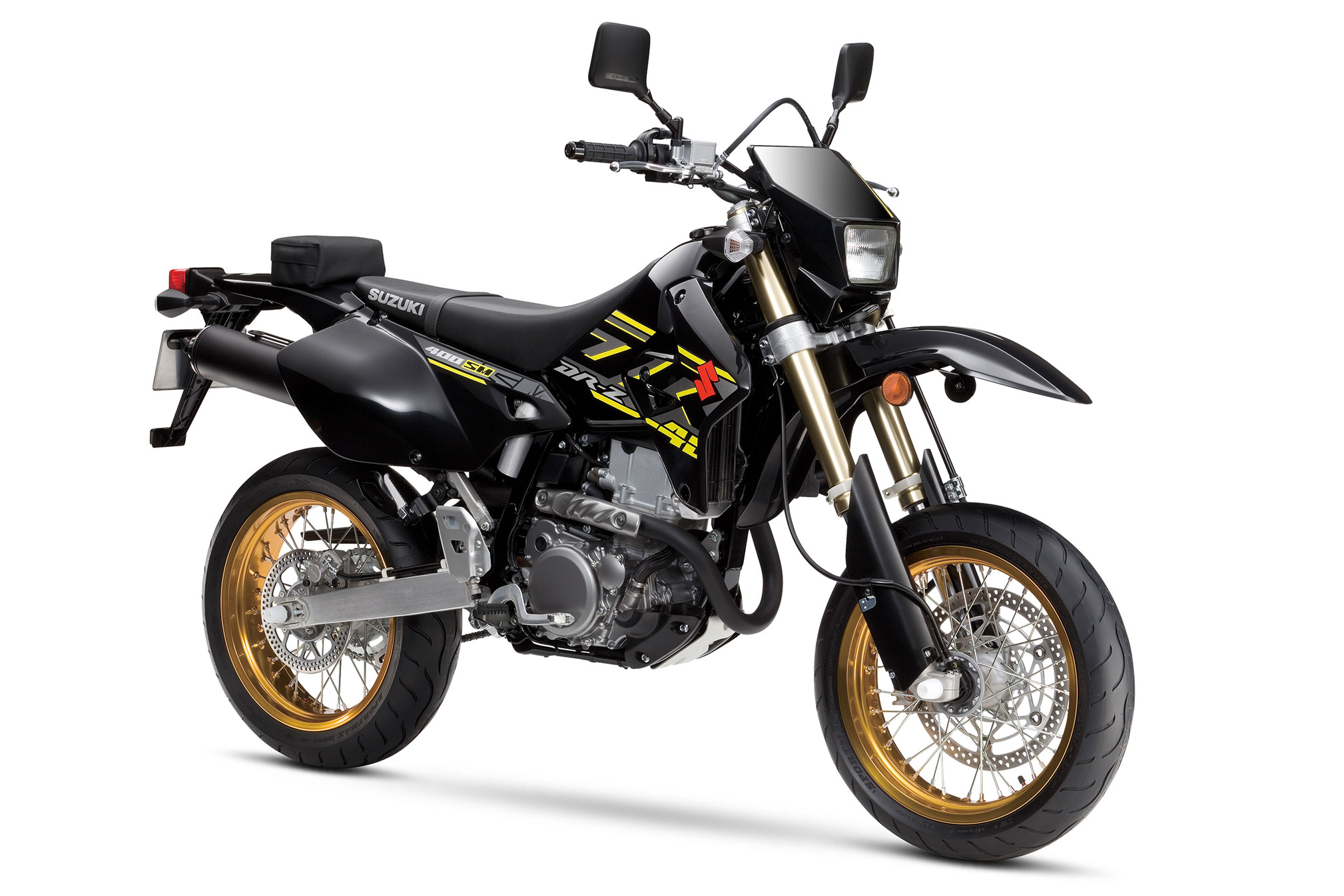 2018 Suzuki Dr Z400sm Review Totalmotorcycle