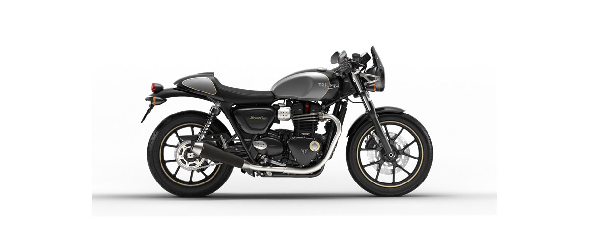 2018 triumph street cup review - totalmotorcycle
