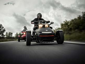 2018 Can-Am Spyder F3-S