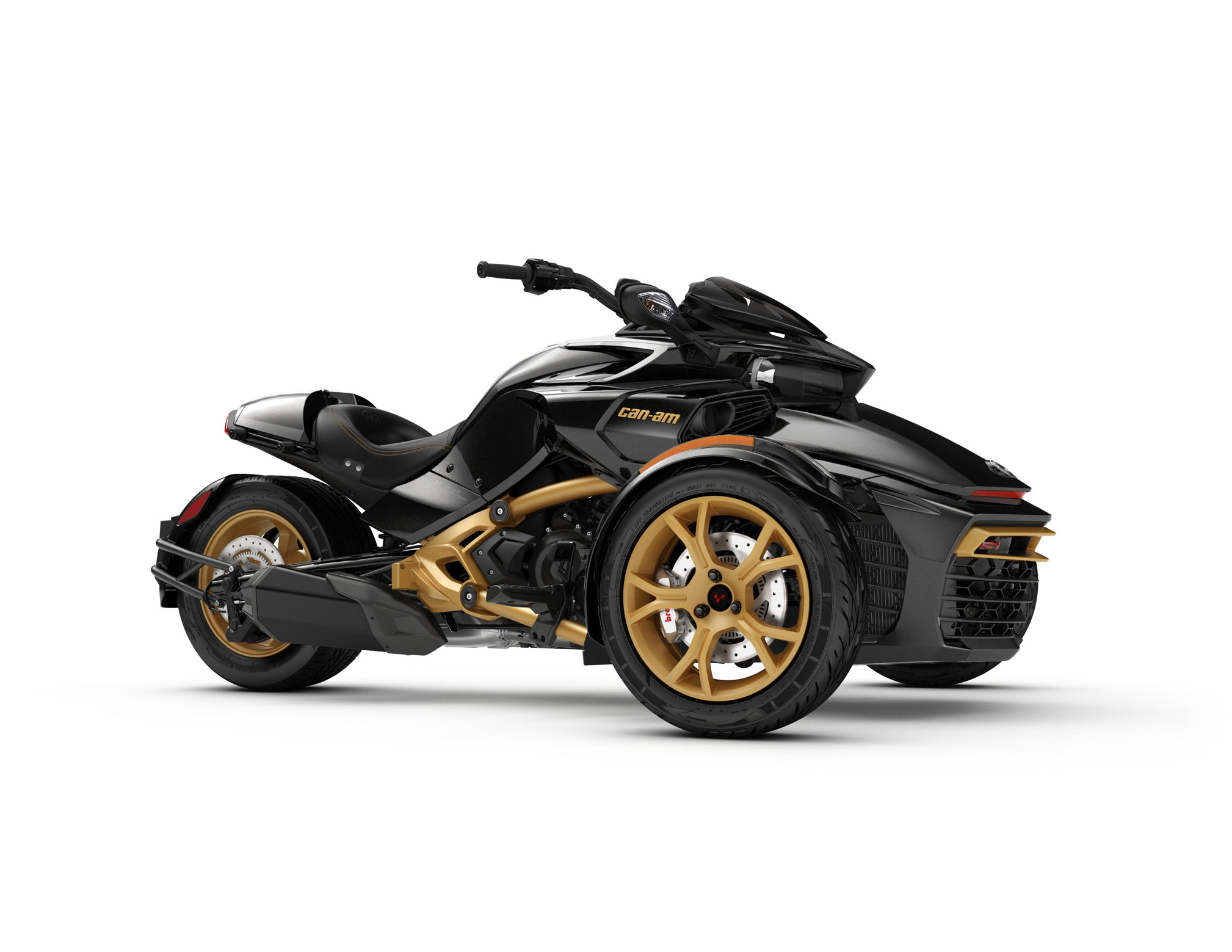 2018 Can-Am Spyder F3-S 10th Anniversary