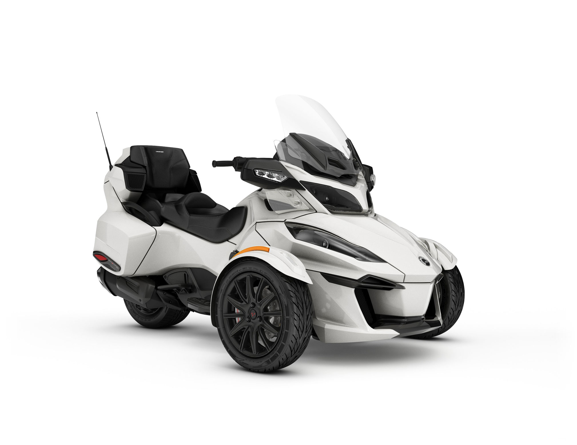 2018 Can-Am Spyder RT Limited