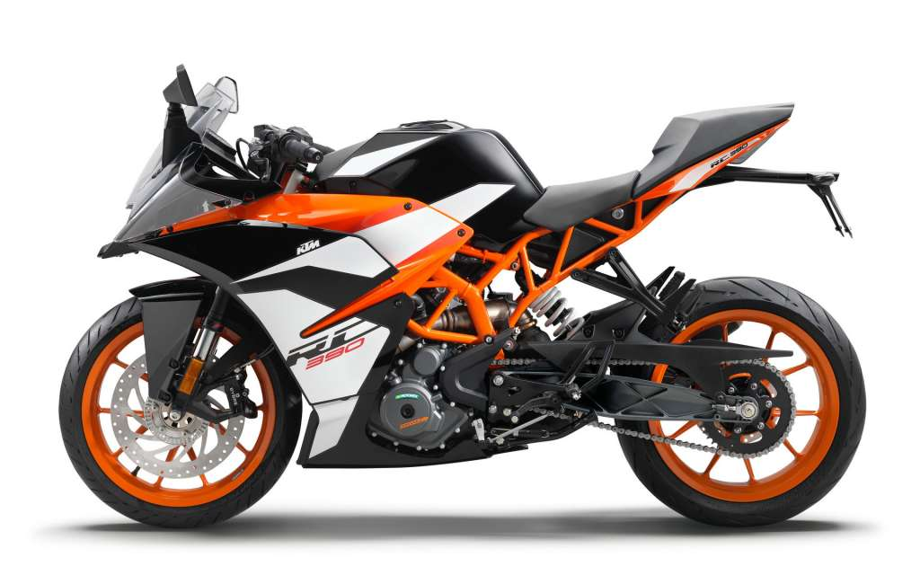 2018 Ktm Rc390 Review Total Motorcycle