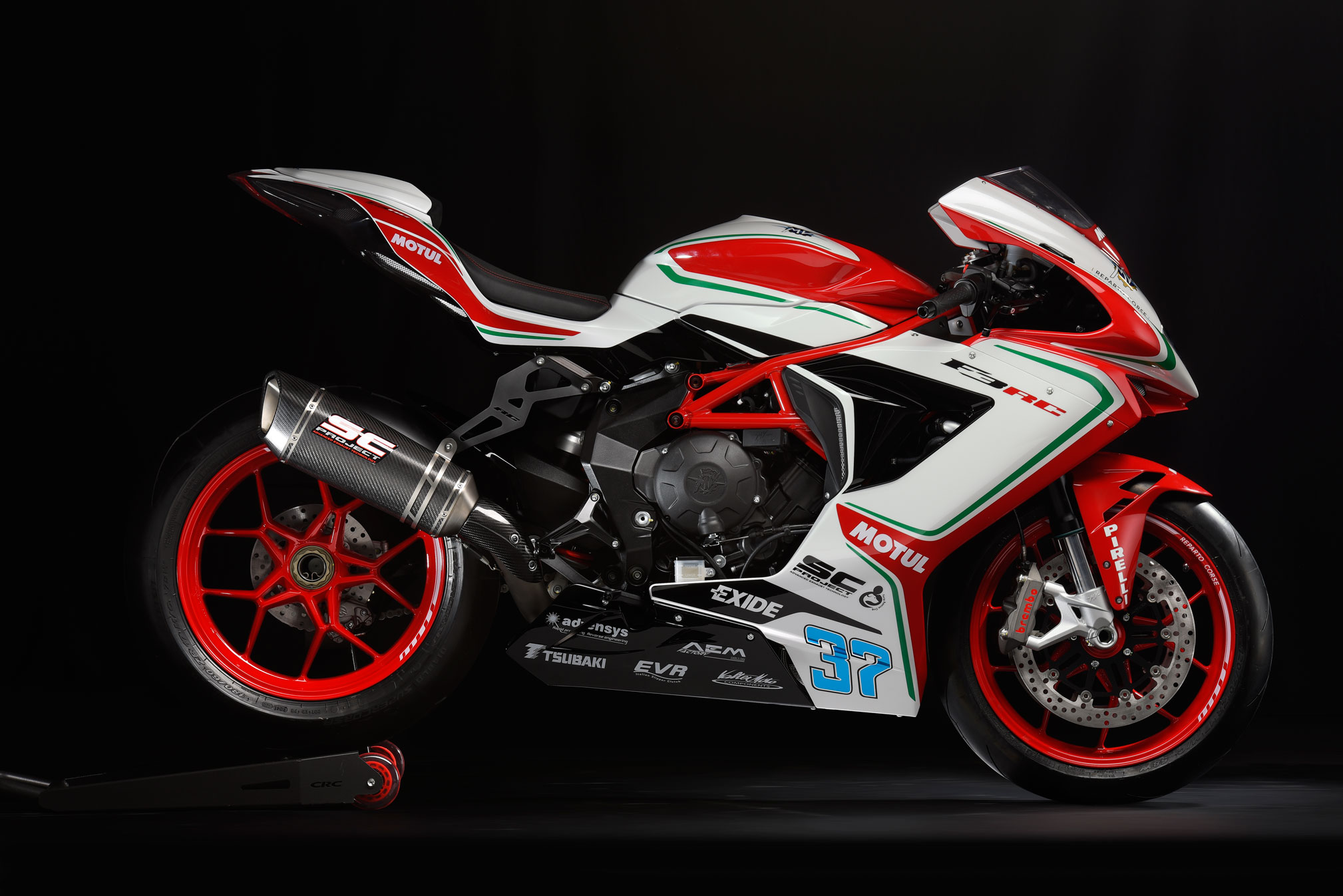 2018 MV Agusta F3 800 RC Review • Total Motorcycle
