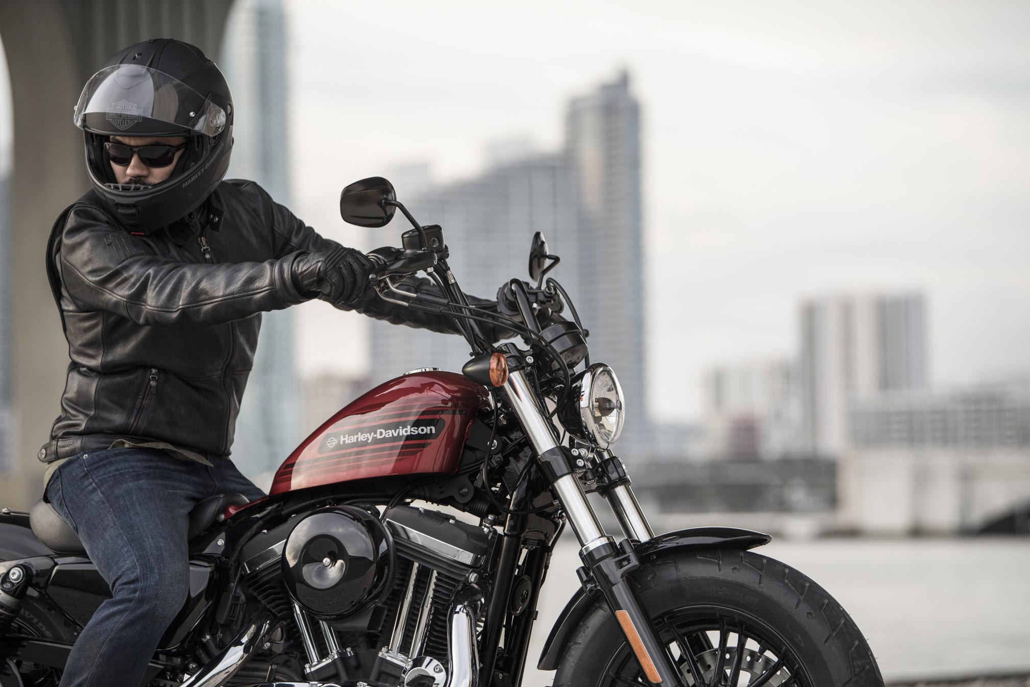 2018 Harley Davidson Forty Eight Special Review Total Motorcycle