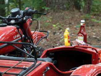Sidecar Camping - Hotdogs, Campfires, Good Times