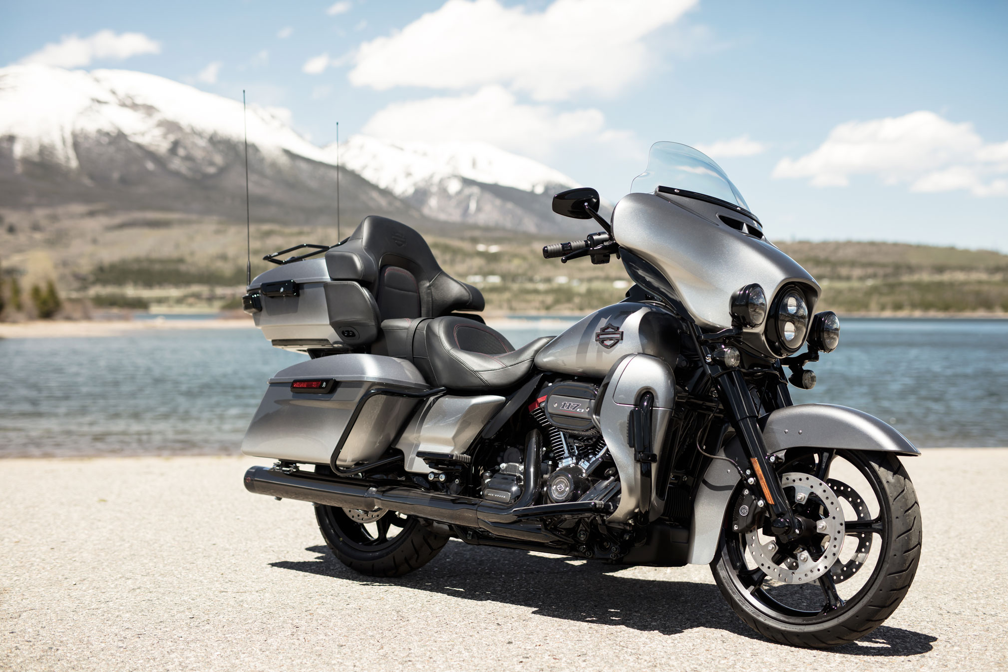2019 Harley Davidson Cvo Limited Guide Total Motorcycle