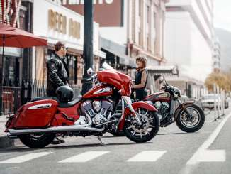 2019 Indian Chieftain Limited