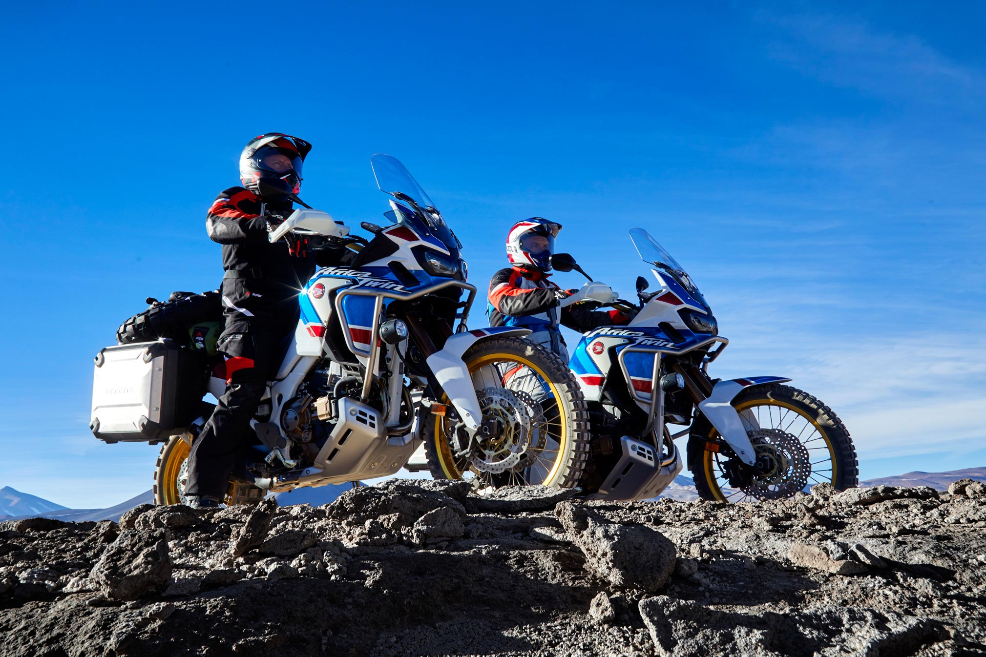 2019 Honda Africa Twin Dct Guide Total Motorcycle