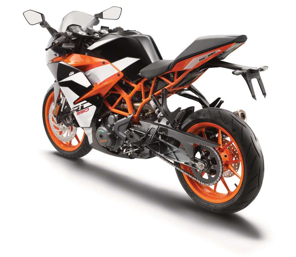 2020 Ktm Rc390 Guide Total Motorcycle