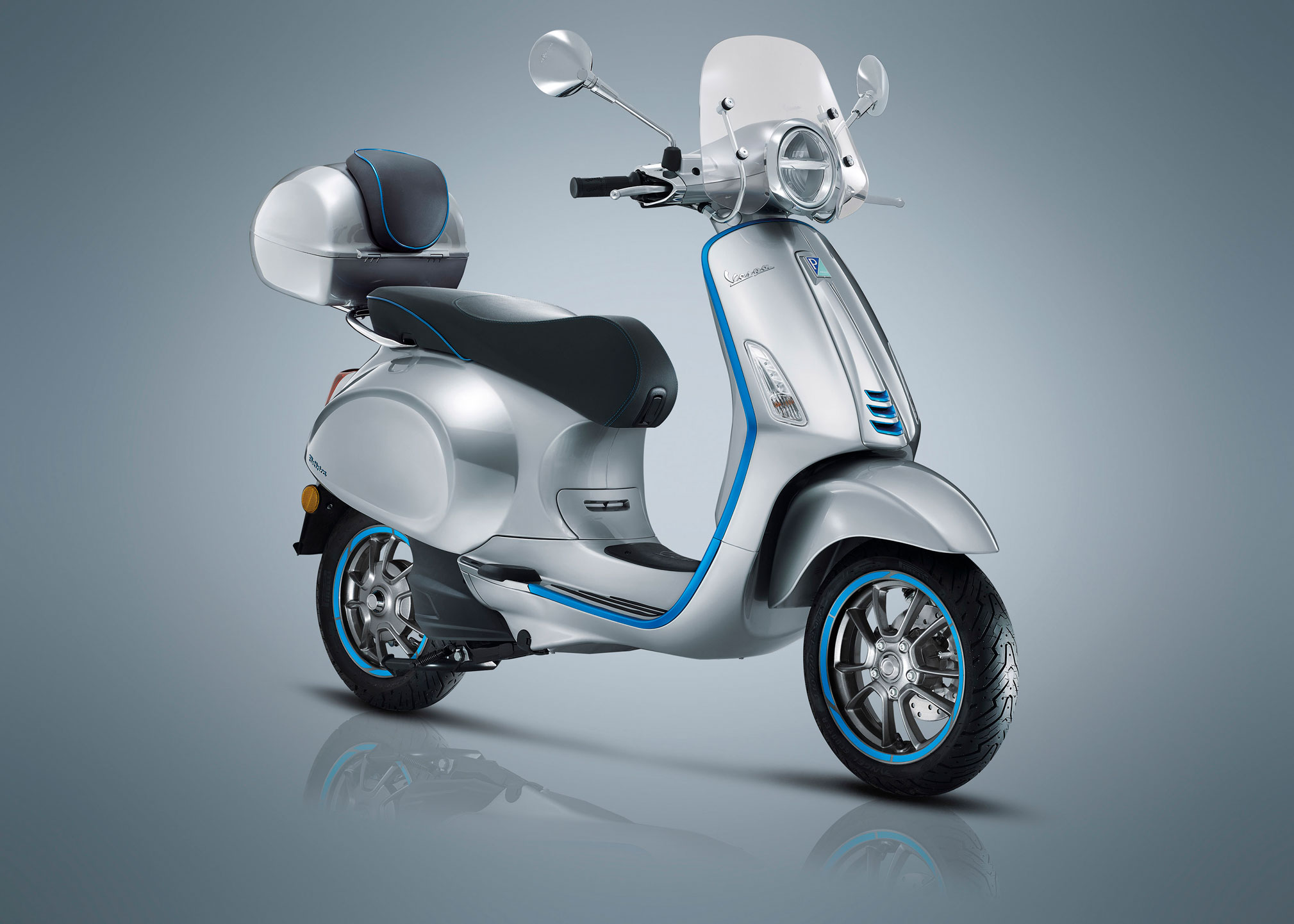 2019 Vespa Elettrica Guide Total Motorcycle