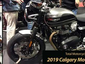 2019 Calgary Motorcycle Show - TMW Reviews