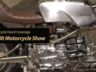 2019 Handbuilt Motorcycle Show - TMW Was There!