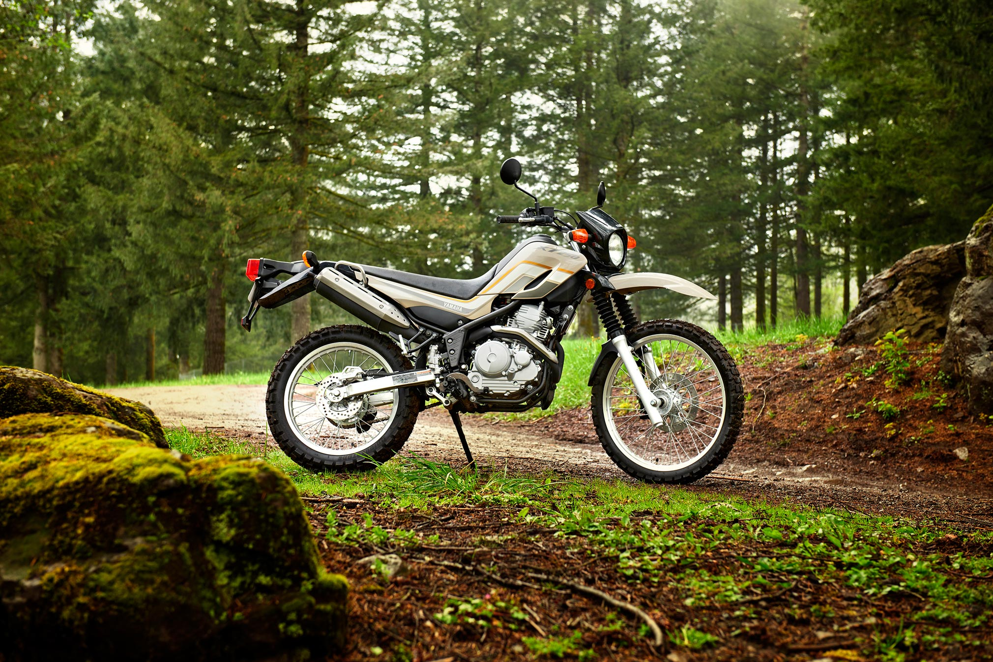 2020 Yamaha Xt250 Guide Total Motorcycle