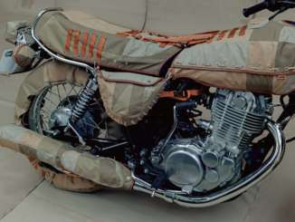 Clothes For Your Motorcycle - Crazy New Trend or Just Crazy?