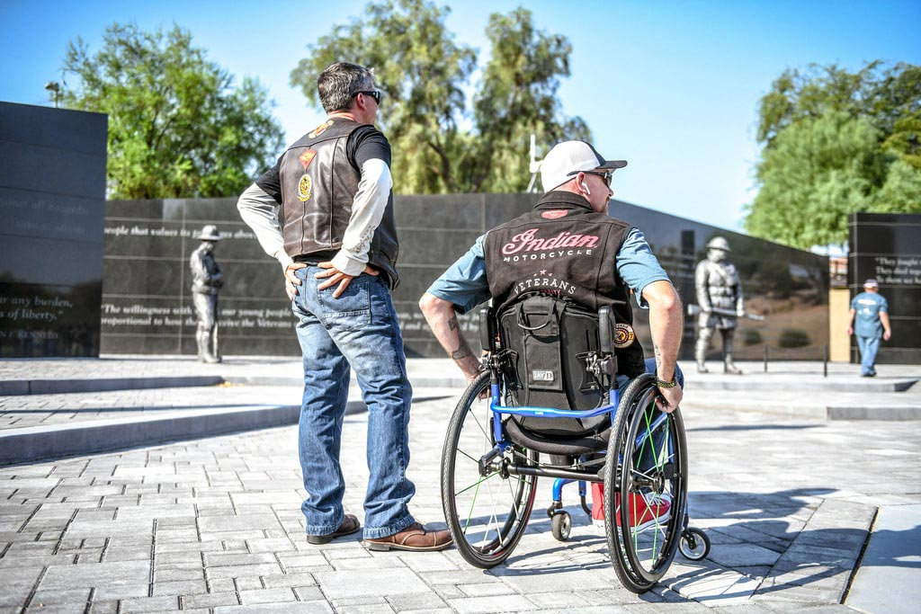 Heart-Warming Veterans Charity Ride to Sturgis