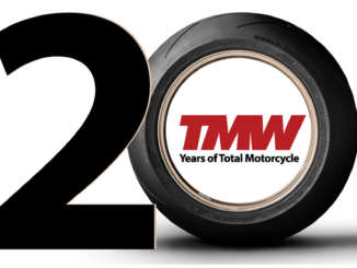 Total Motorcycle 20th Anniversary