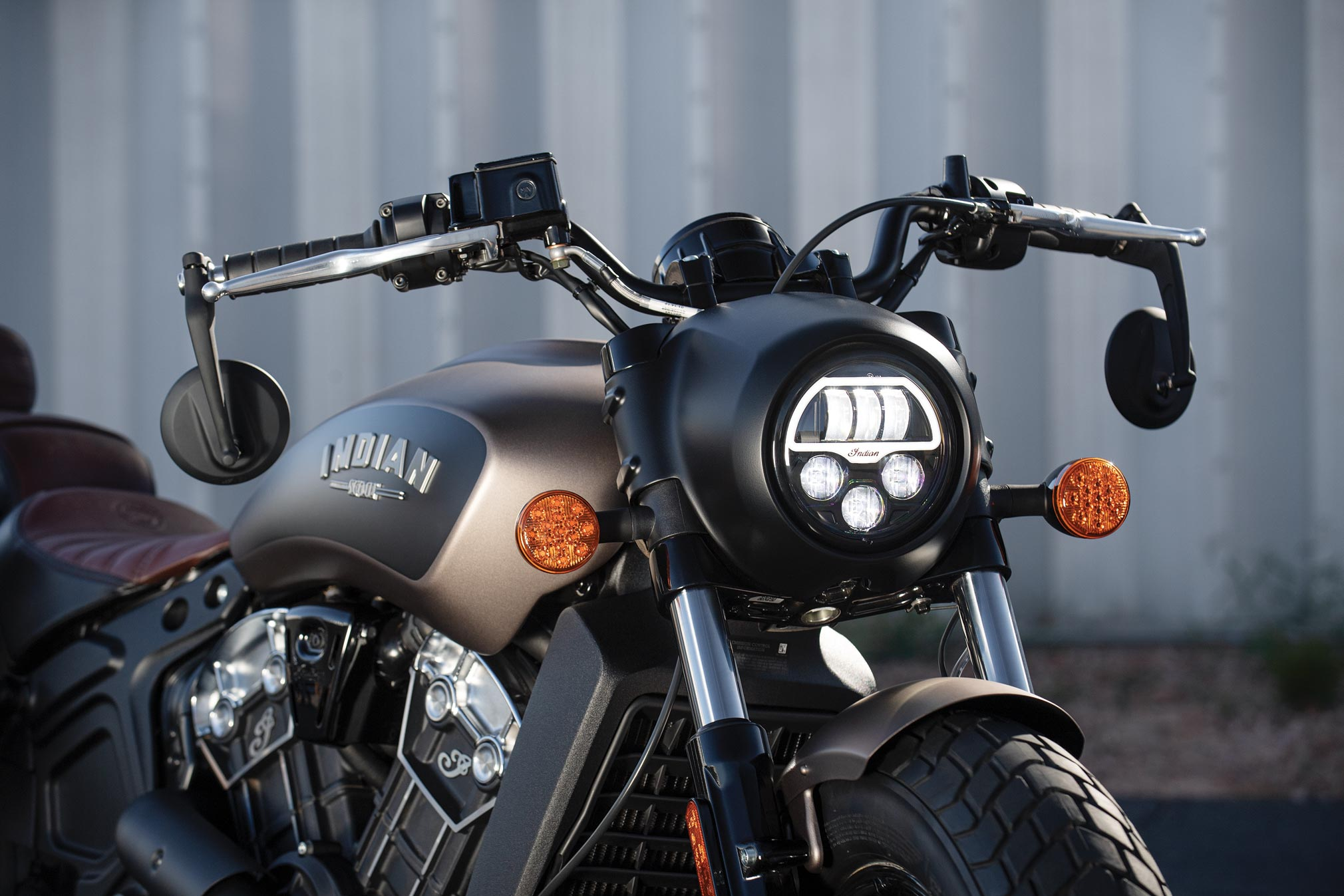 2020 Indian Scout Bobber Guide Total Motorcycle