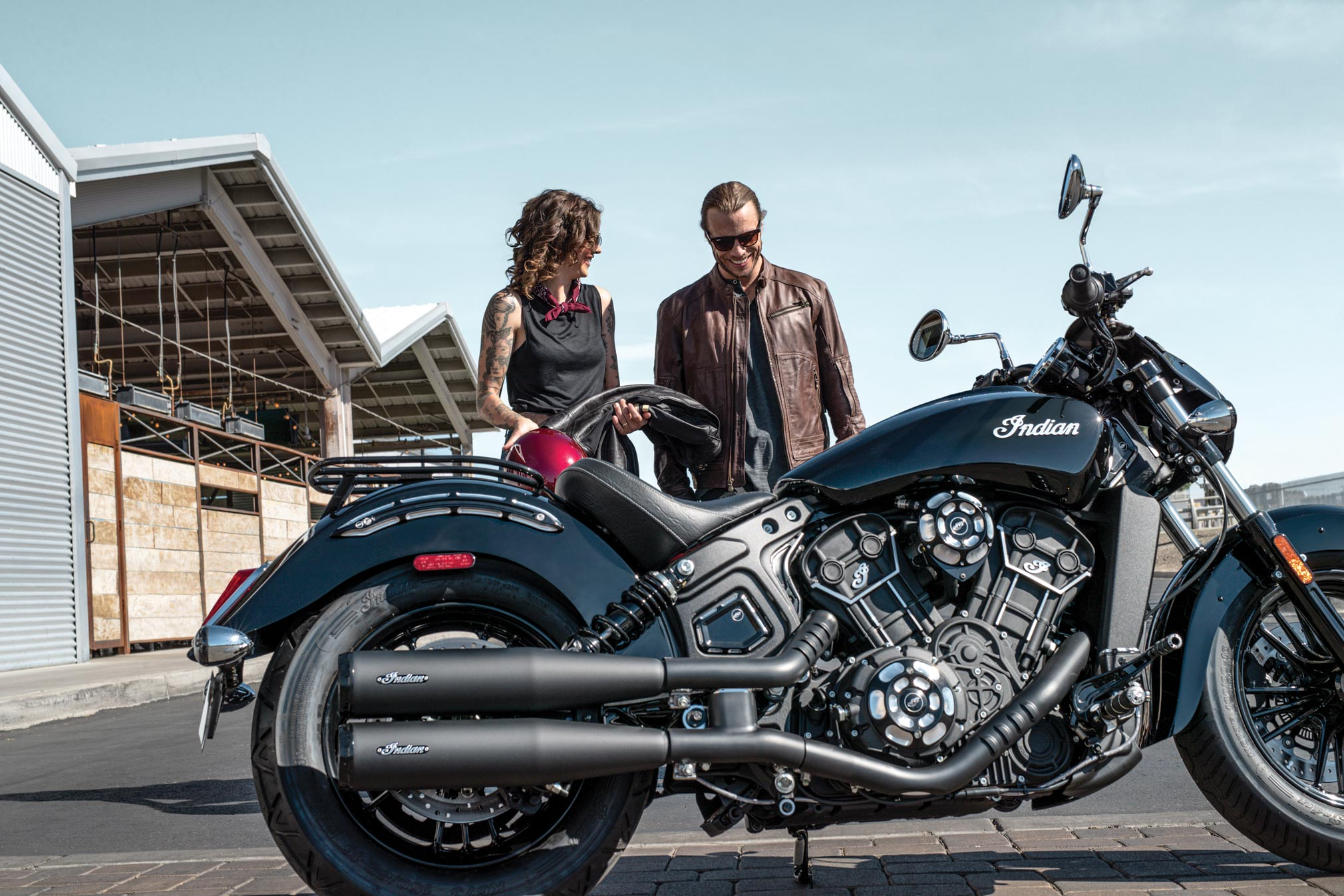 2020 Indian Scout Sixty Guide Total Motorcycle
