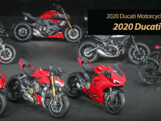 Must See 2020 Ducati Motorcycle Line Launched!