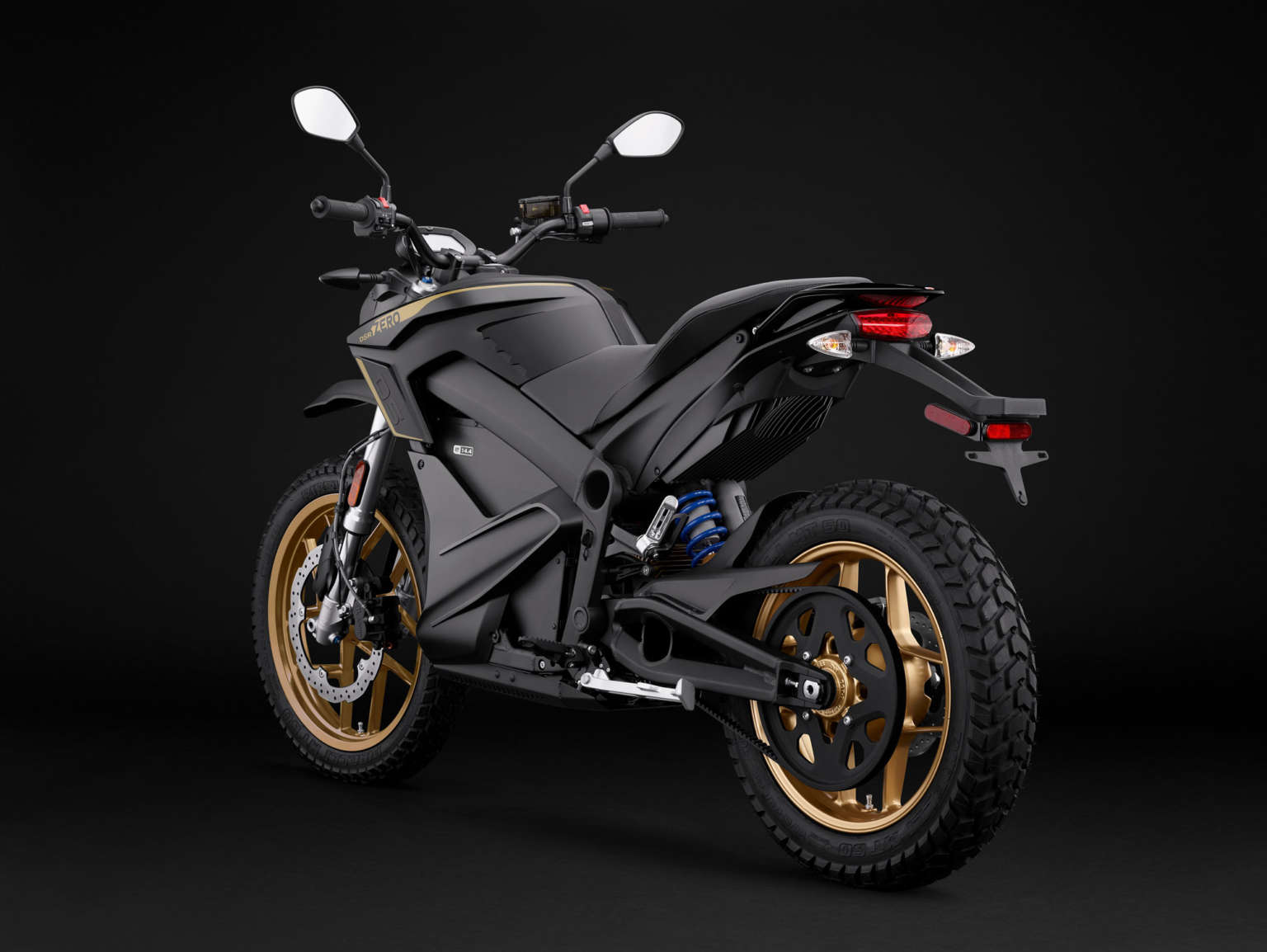 2020 Zero DSR Guide • Total Motorcycle
