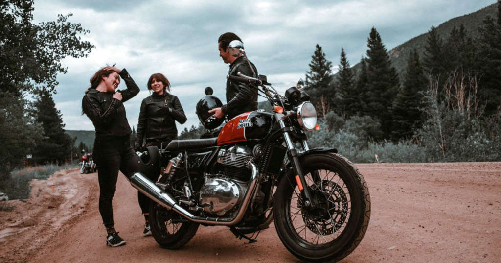 2020 Royal Enfield Interceptor 650