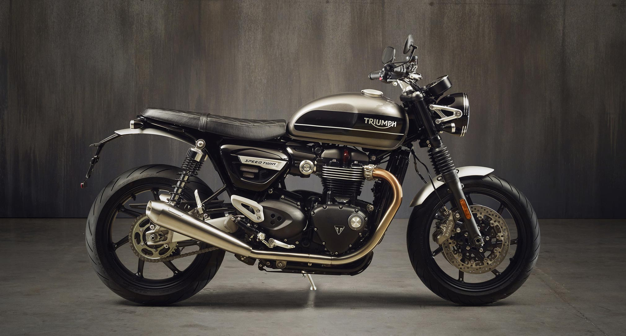 2020 Triumph Speed Twin Guide Total Motorcycle