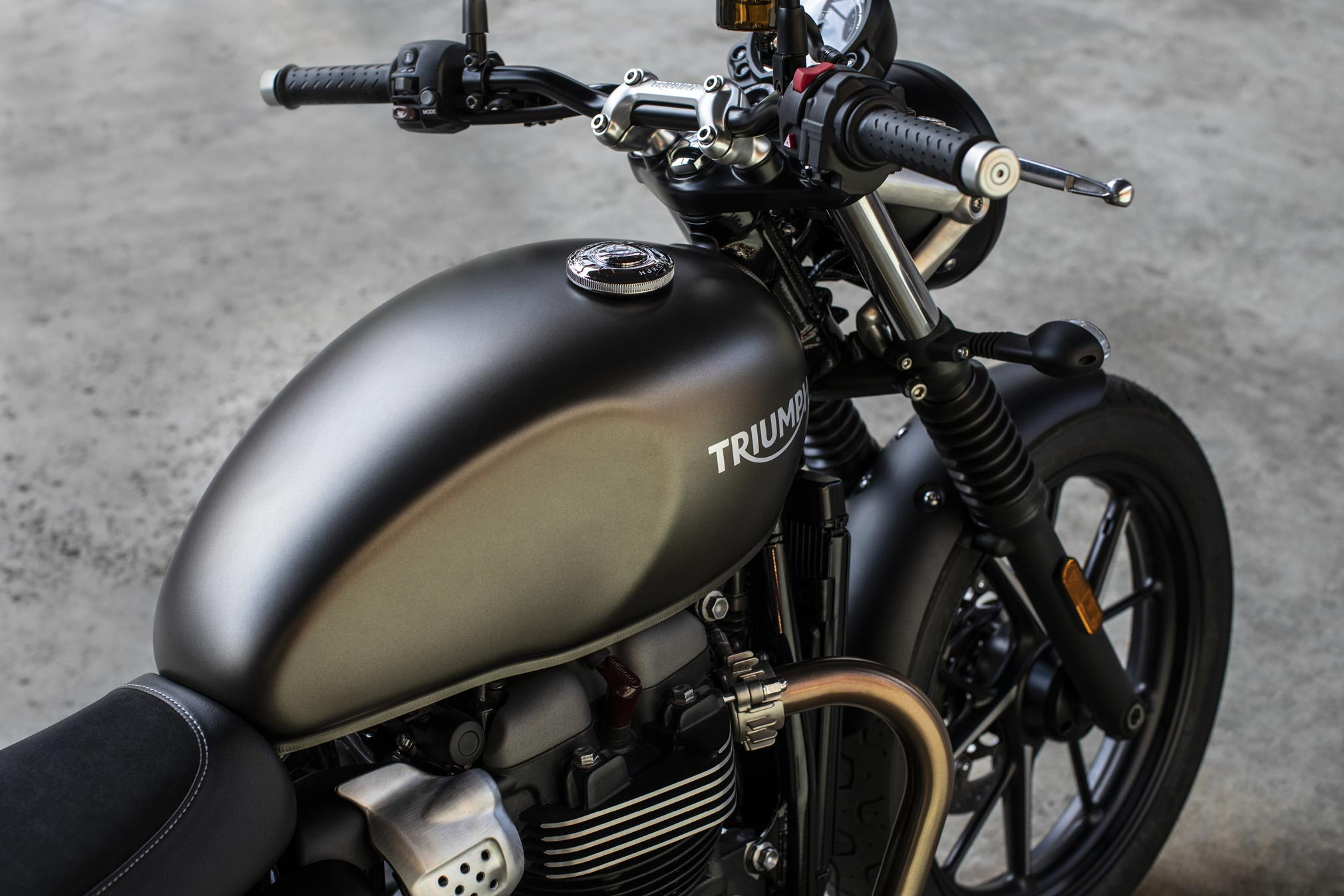 2020 Triumph Street Twin Guide Total Motorcycle