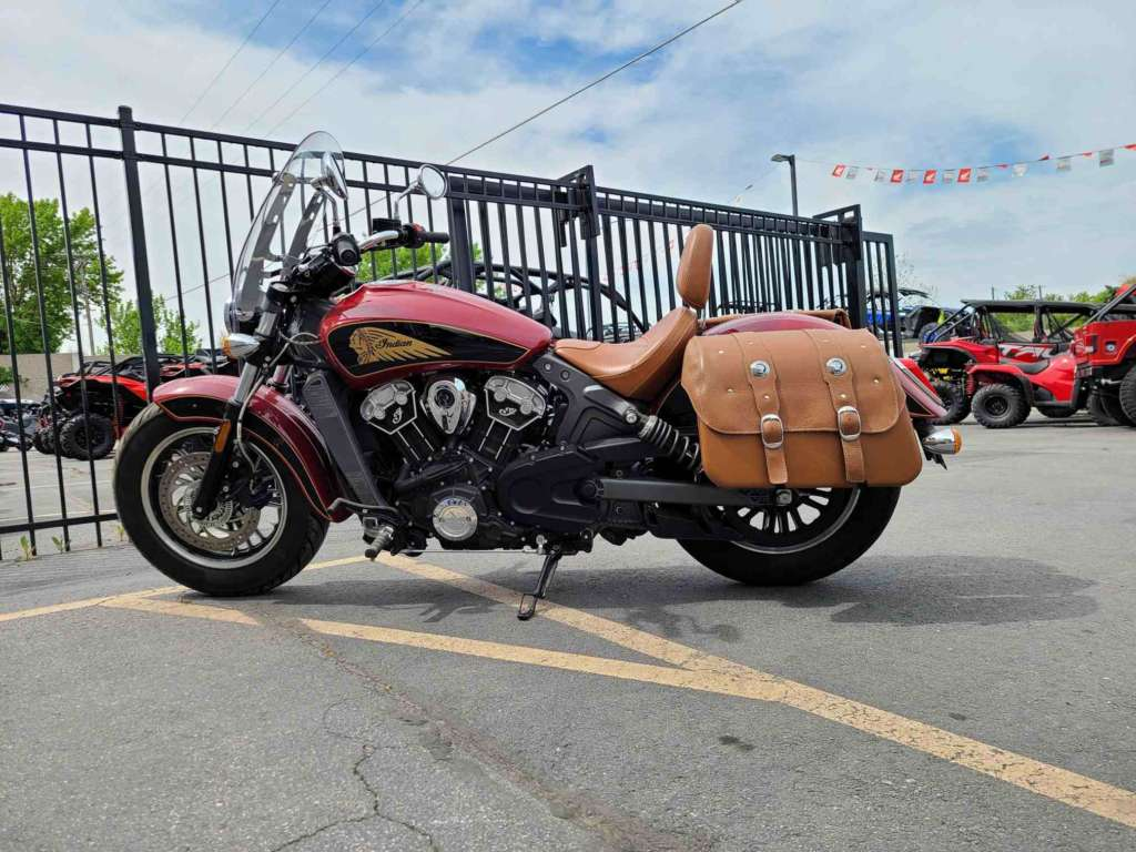 A 2019 Indian Scout - An Indian Summer Ep2