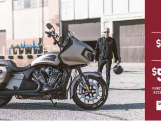 Upto 25% Off Indian Motorcycle Accessories Apparel Parts with this Promo Code