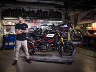Awesome Indian FTR1200 Roland Sands Race-Inspired Parts & Accessories