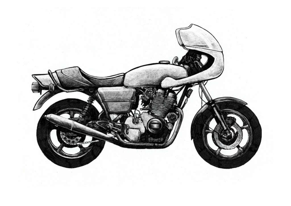 Cafe Racer Lightweight and powerful, these sleek cult-classics optimise speed and handling by compromising comfort.