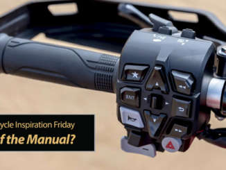 Inspiration Friday: The Death of Manual Transmission?