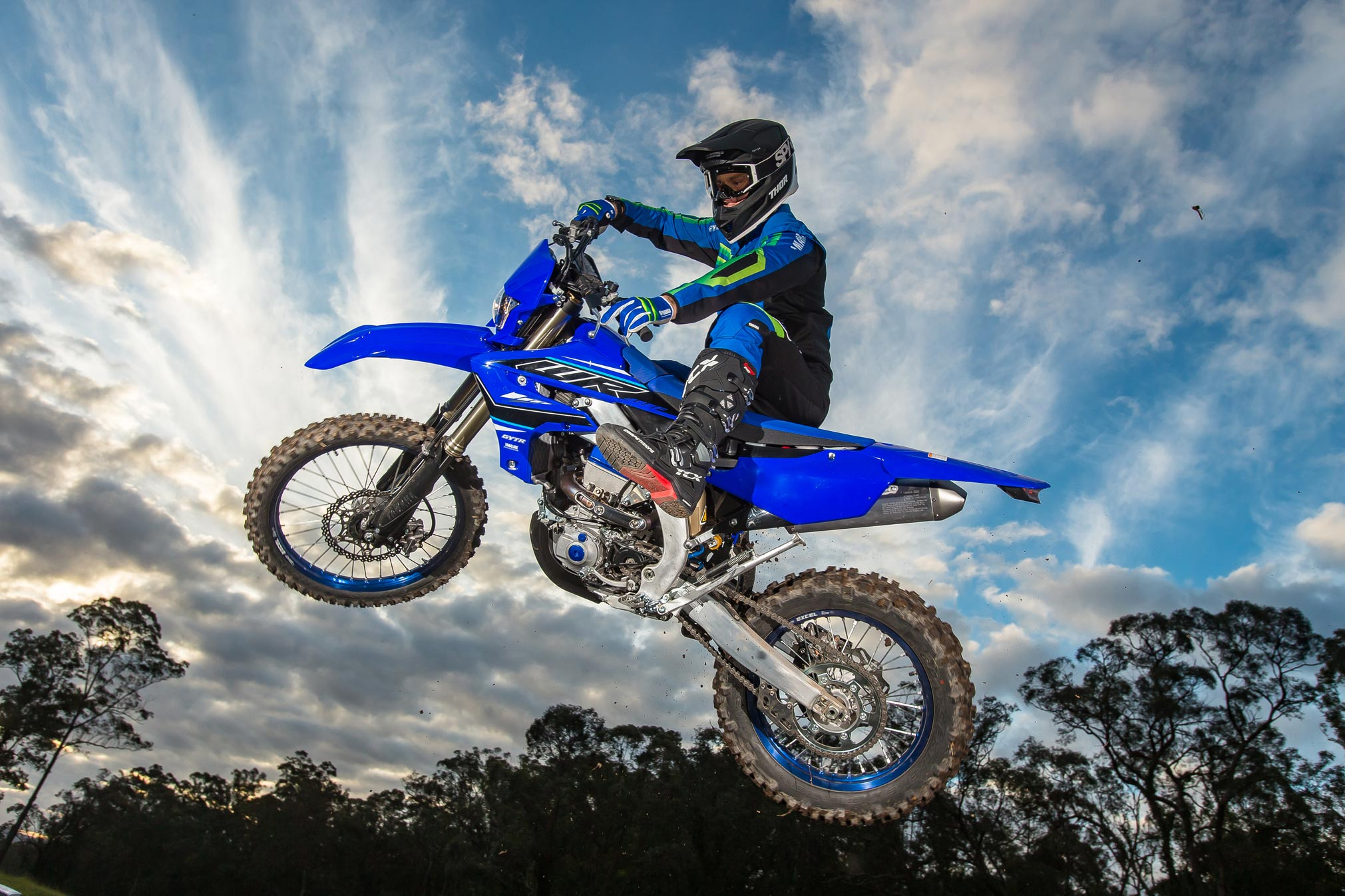 2016 Yamaha WR450F Review | MCNews