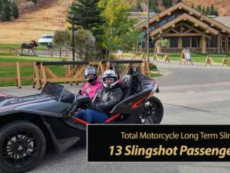 Compilation of 13 Slingshot Passenger Reactions